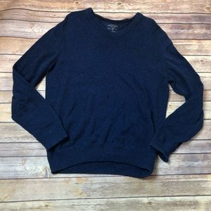 🔴American Eagle Outfitters Men's V-Neck Sweater